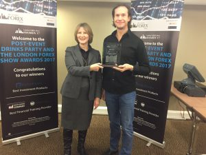 London Investor Show, Best Financial Training Provider - Darren Winters